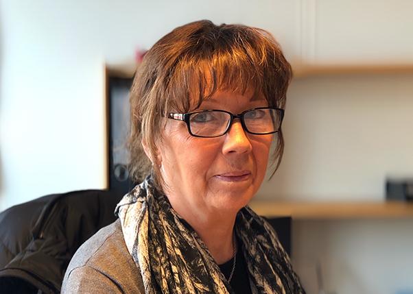 Inger Holmgren